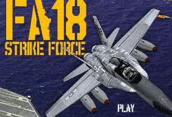 Самолеты - ударная волна F18…