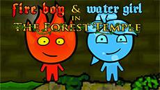 Огонь и Вода: Лесной храм 2…