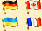 Изучаем флаги стран