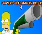 Гомер - убийца Фландерсов 4…