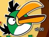 Angry Birds: Расстрел свиней