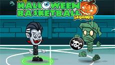 Баскетбол монстров