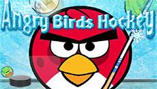 Angry Birds: хоккей