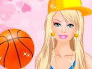 Баскетбол с Барби
