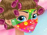 Взрывной макияж
