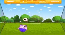 Футбол с Барашем