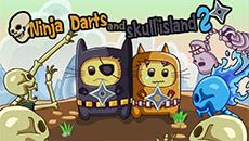 Ниндзя коты и остров скелетов…