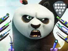 Кунг-Фу Панда у стоматолога…
