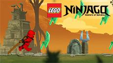 Lego: ниндзя
