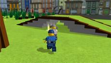 Lego Police: Налет преступников…