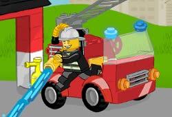 Лего: Пожарные