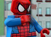 Lego: Человек паук