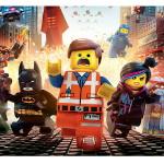 Lego: вращающийся пазл