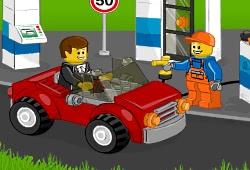 Lego: история на заправке