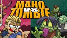 Махо против Зомби