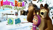 Маша и Медведь: Найди предметы