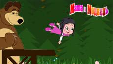 Маша и Медведь: Давай полетаем…