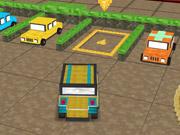 Майнкрафт: веселая парковка…