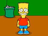 Барт Симпсон: Пила 2