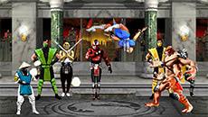 Мортал Комбат vs Street Fighter