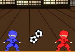 Футбол с Ниндзя