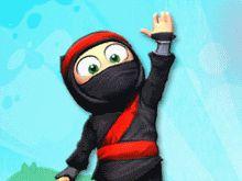 Приключение героя ниндзя…