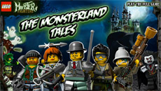 Lego: Охотники на монстров