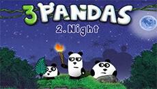 Три панды 2: Темная ночь
