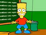 Барт Симпсон: Опасная пила…