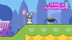 Приключения кролика Кико…
