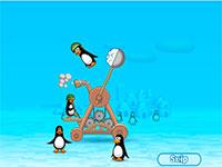 Сумасшедшие пингвины