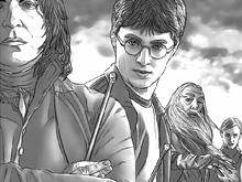 Разукрась Гарри Поттера