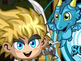 Рыцарь и Дракоша