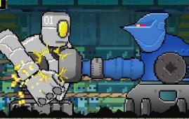 Поединки роботов