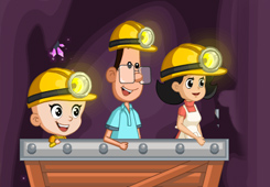 Семья шахтеров