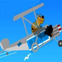Самолеты со скуби-ду