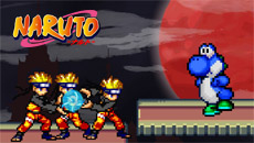 Супер битва Наруто