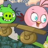 Злые Птички: Сумасшедшие Гонки…
