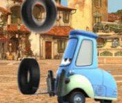 Тачки 2 - подбрасываем колеса…