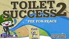 Туалетная война троллфейса…