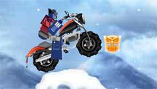 Трансформеры: гонки по льду…