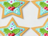 Укрась печенье