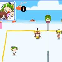 Волейбол с подружками