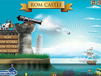Защита римского замка