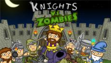 Защита замка от зомби